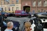 Фоторепортаж: «Взрыв на Невском, Стремянная 3 июля 2013»