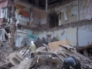 Обрушение стены в Барнауле 18 июля 2013: Фоторепортаж