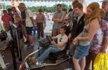 Полеты на суперкарах организовала газета «Мой район»: Фоторепортаж