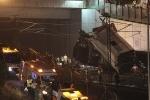 Фоторепортаж: «Крушение поезда в Испании»
