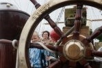 Парусник «Куаутемок» у Английской набережной: Фоторепортаж
