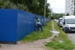 Фоторепортаж: «Строительство собора на Долгоозерной - 1»