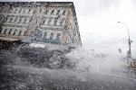 Ливень в Москве и его последствия: Фоторепортаж
