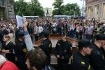 Акция в поддержку Навального на Малой Садовой, 18.07 - часть 2: Фоторепортаж