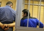 Фоторепортаж: «Магомед Расулов, подозреваемый в избиении полицейского»