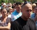 Фоторепортаж: «Митинг в Пугачев против мигрантов»