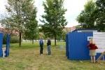 Строительство собора на Долгоозерной - 1: Фоторепортаж