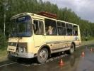 Фоторепортаж: «ДТП с автобусом под Тулой»