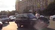 Жена главы управы района Марьино и активисты «Стопхама»: Фоторепортаж