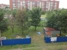 Строительство собора на Долгоозерной - 3: Фоторепортаж