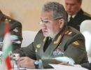 Сергей Шойгу, министр обороны: Фоторепортаж