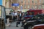Взрыв на Невском, Стремянная 3 июля 2013: Фоторепортаж