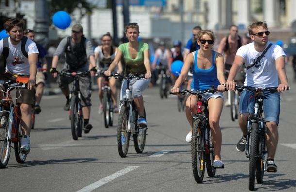 Велопробег по историческому центру Москвы состоится 20 июля