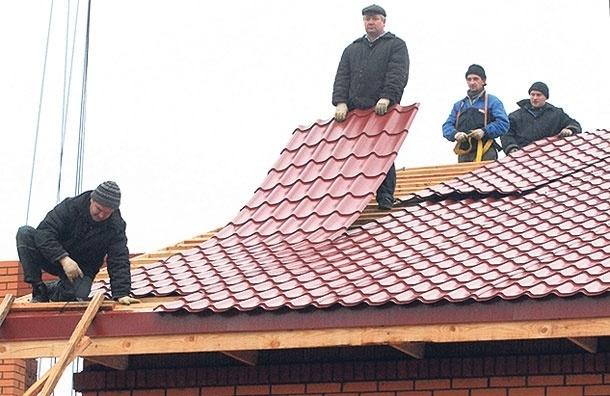 Новая крыша. Какую кровлю выбрать для загородного дома