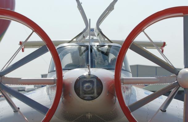 Экранопланы «Стерх-10» поступят на вооружение российских пограничников