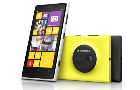 Смартфон Lumia 1020: Фото