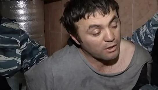 Магомед Расулов, подозреваемый в избиении полицейского: Фото