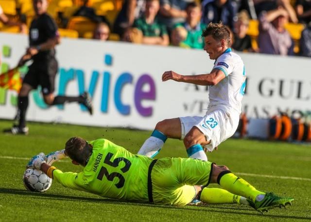 Матч «Зенит» - «Нордшелланд» 30 июля 2013 года: Фото