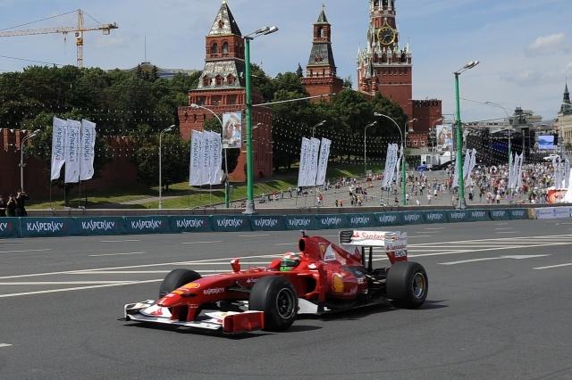 Moscow City Racing в прошлые годы: Фото