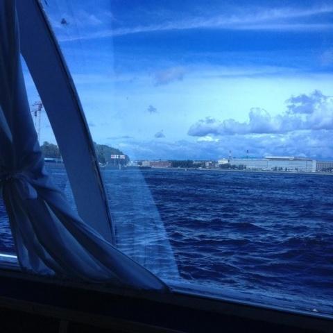Пункт пропуска яхт Кронштадт: Фото