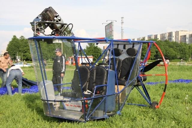 Воздушная феерия : Фото