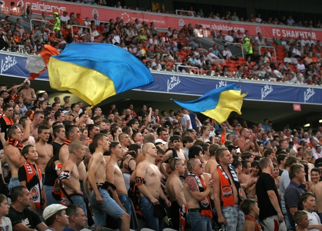 Спартак-Шахтер 30 июня: Фото
