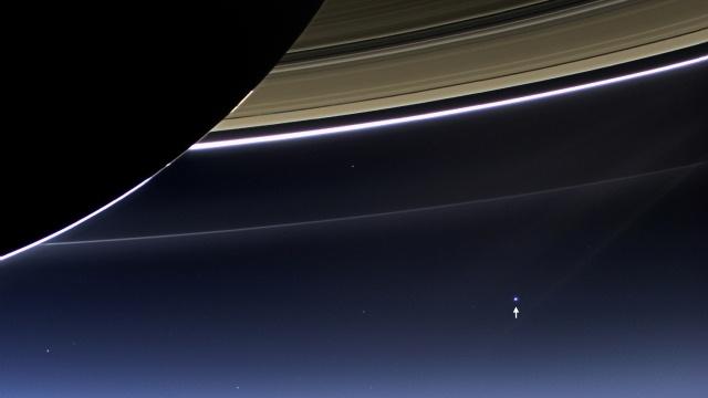 Виды Земли из дальнего космоса: Фото
