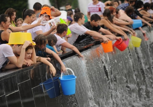 Водная Битва СПб: Фото