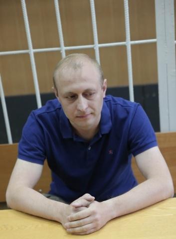 Дмитрий Митяев, фигурант дела Оборонсервиса: Фото