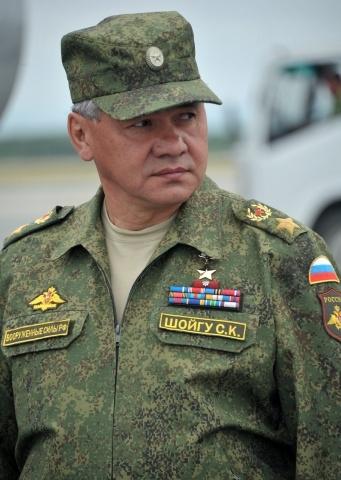 Сергей Шойгу, министр обороны: Фото