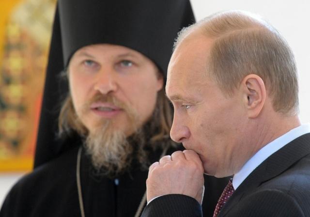 Путин религия церковь: Фото