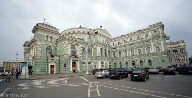 Проект реконструкции фасада Мариинки-2: Фото
