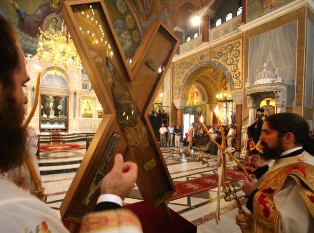 Крест Андрея Первозванного: Фото
