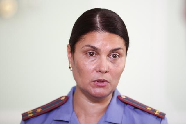 Глава УФМС Петербурга Елена Дунаева: Фото