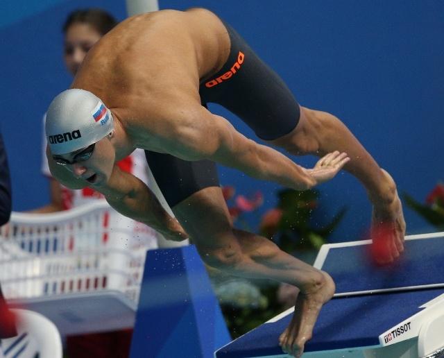 Соревнования по плаванию на Универсиаде 2013. 10 июля: Фото
