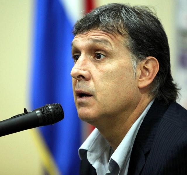 Херардо Мартино: Фото