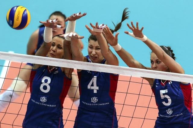 Волейбол на Универсиаде 2013: Россия - Бразилия: Фото