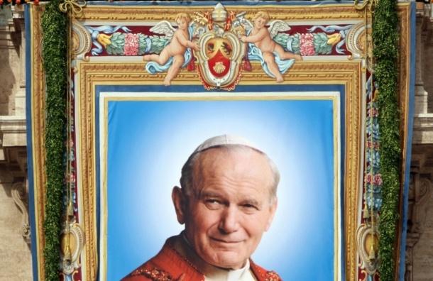 Покойного Папу Иоанна Павла II объявят святым