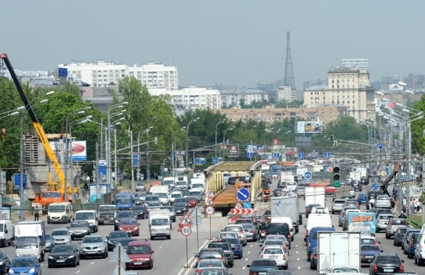 Сайт о дорожном движении обойдется Подмосковью в 10 млн рублей.