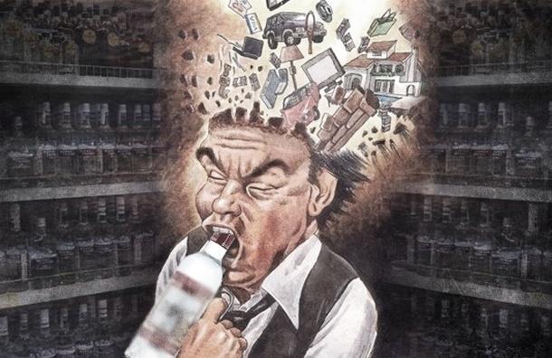 Главный миф об алкоголе и особенности русского пьянства