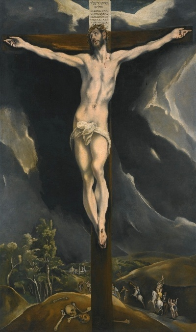 Христос на кресте