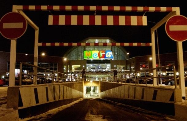 ТЦ МЕГА-Химки эвакуируют из-за отключения электроэнергии