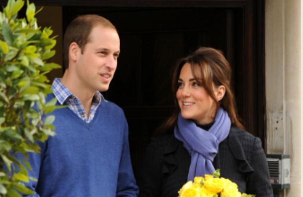 У герцога и герцогини Кембриджских Уильяма и Кейт родился сын