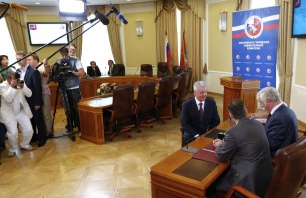 Разрабатывается сайт, на котором можно будет посмотреть трансляцию выборов мэра Москвы
