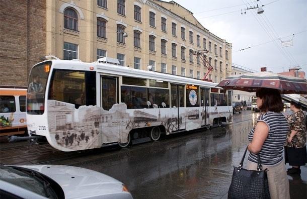 «Мосгортранс» объявил о «Ренессансе московского трамвая»