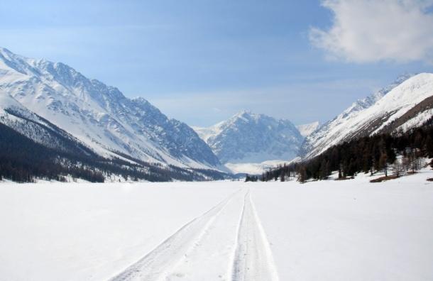 Российских туристов сошлют на Алтай