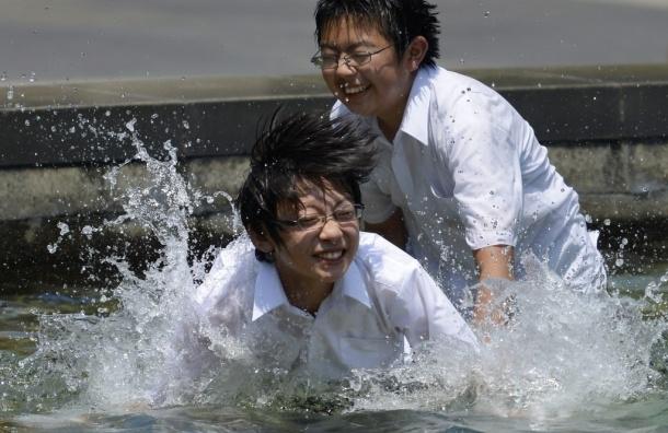 На фоне страшной жары в Японии местные ученые предсказывают глобальное похолодание - ВИДЕО