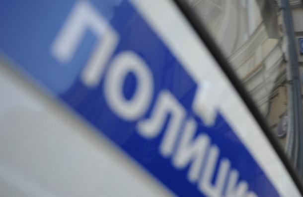Пьяные пытались отобрать у столичного полицейского пистолет