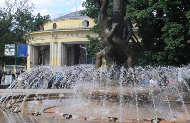 Москвичам не хватает парков и фонтанов – ОПРОС
