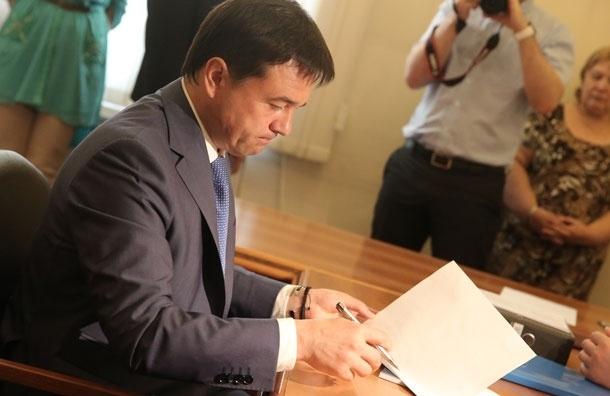 Диссертация Андрея Воробьева, и.о.губернатора Подмосковья, оказалась на 65% скопированной из разных источников – «Диссернет»